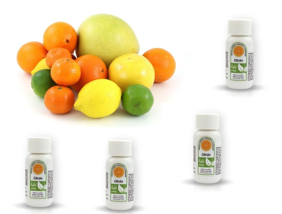 Citrusové vůně do vodních vysavačů a čističek vzduchu rainbow, hyla, vivenso, thomas, karcher, liv aqaufilter