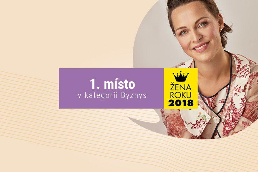 Zuzana Bílová, majitelka Beskydské manufaktury navlněné přikrývky, podnikatelka roku 2018