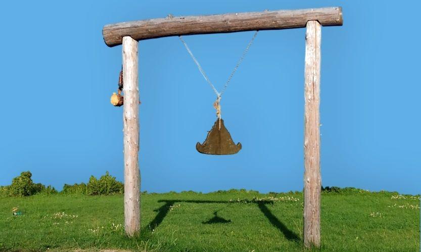 Tenhle zvoneček vás bude budit, když pojedete nakurz vipassany doDhamma Pallava
