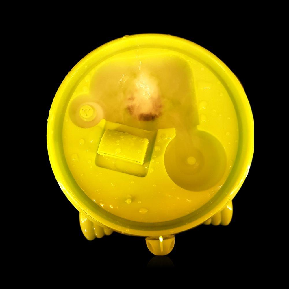 membrána kmitá arozsekává vodu svůní  jemné kapky