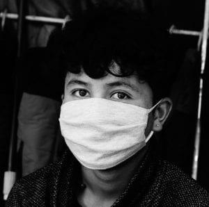 Dýchací maska při chřipce zdraví neochrání