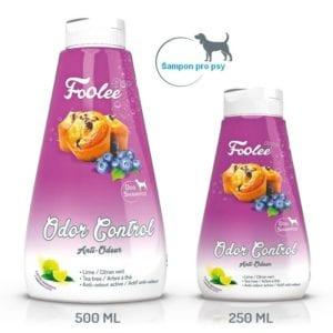 Šampon když pes smrdí. Nakoupání páchnoucího psa je nejlepší šampon foolee beauty odour control
