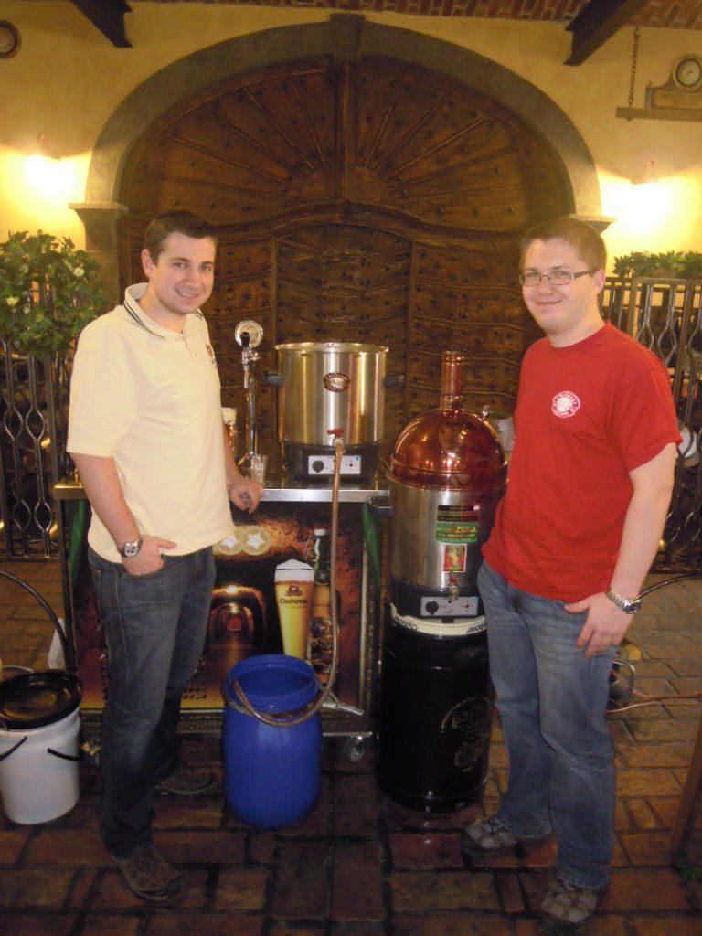 pivní akademie vaření piva vChodovaru Chodová Planá