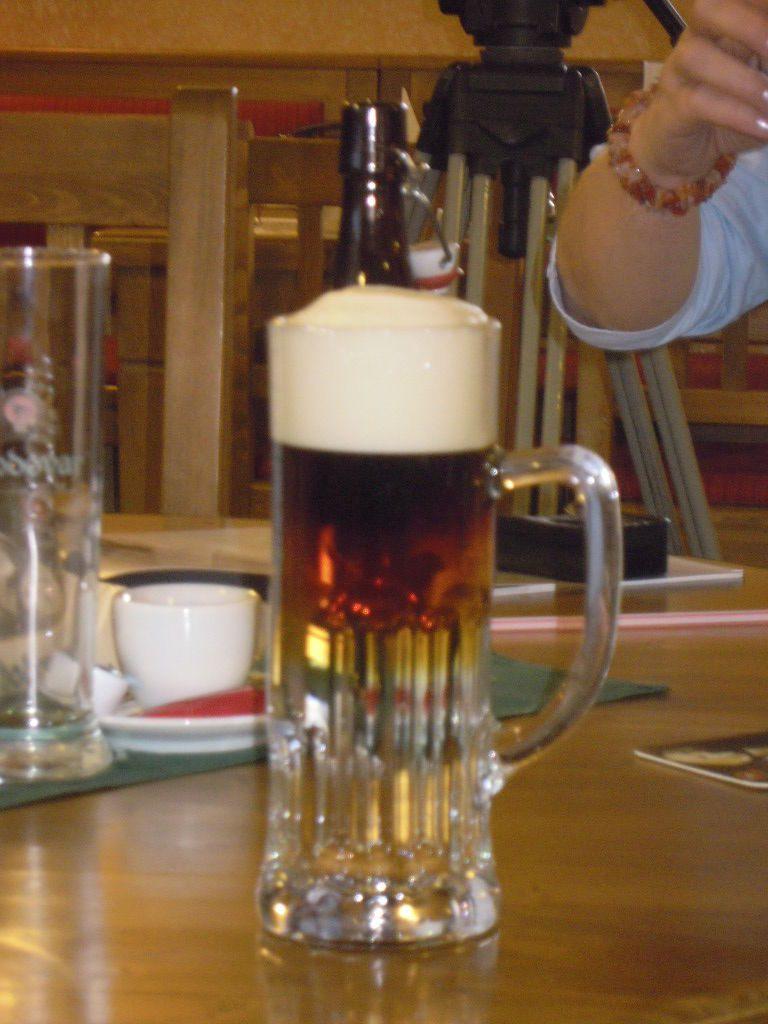 pivní koktejl pivní akademie Chodovar Chodová Planá